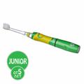 Электрическая звуковая зубная щетка CS Medica CS-562 Junior (зеленая)