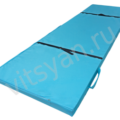 Матрац пенополиуретановый (на каталку с ремнями фиксации р.1800*500*50мм)
